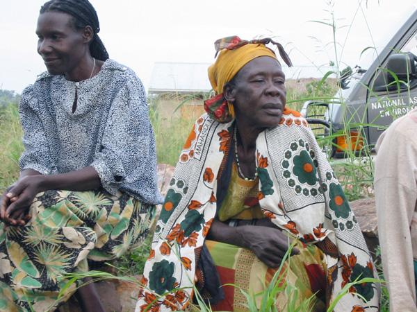 Resettled villagers, left in limbo