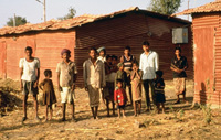 Affected Villagers in India