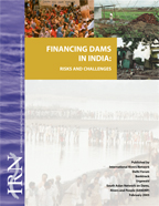 Financing Dams in India