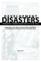 Development Disasters