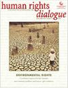 Human Rights Dialogue